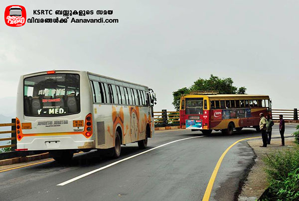 ksrtc-and-private-buses-in-kerala