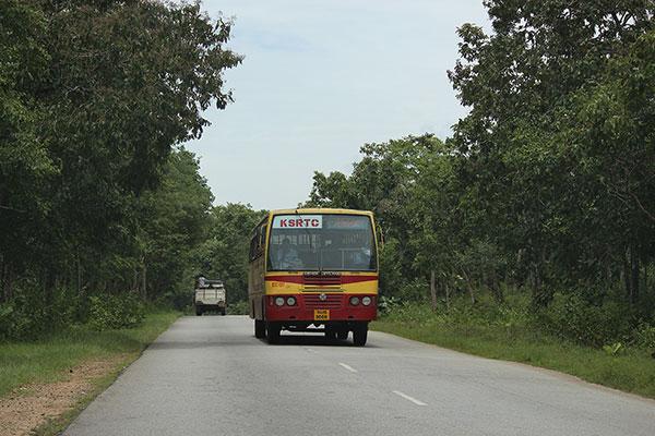 ksrtc-bus-wayanad