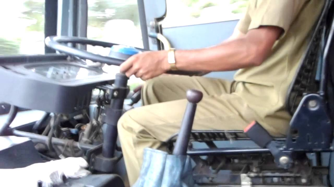 ksrtc bus driver